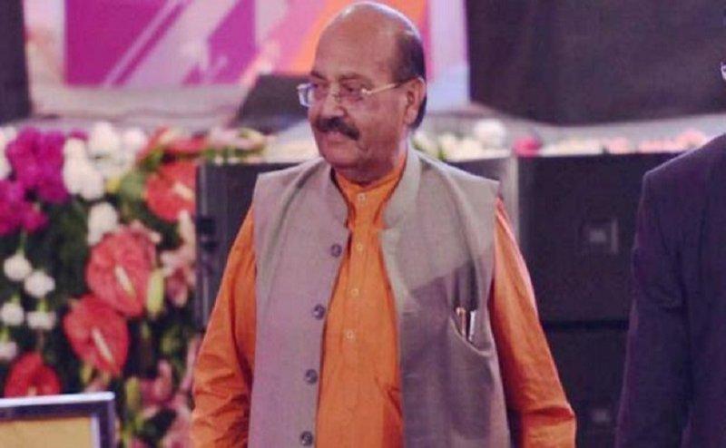 SBSP ने अमर सिंह को भेजा आजमगढ़ से चुनाव लड़ने का प्रस्ताव