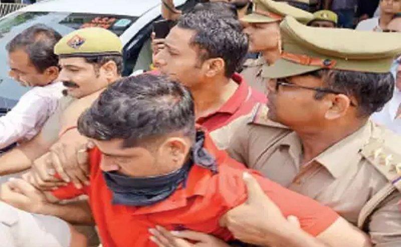 आगरा के इस शख्स ने पोर्न देखने के बाद मासूम से किया रेप और फिर की हत्या, गिरफ्तार