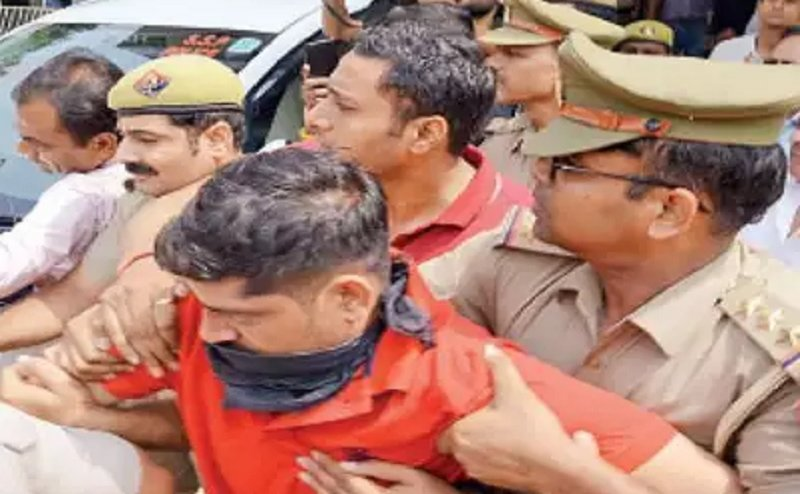 गाजियाबाद: पोर्न देखने के बाद मासूम से रेप कर की हत्या, गिरफ्तार