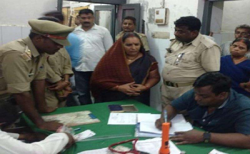 देवरिया कांड की आरोपी गिरिजा देवी पहले भी जा चुकी है जेल