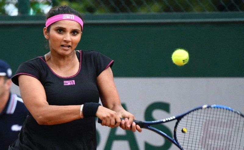 प्रेग्नेंसी के 7वें महीने में भी बेबी बंप के साथ सानिया मिर्जा ने खेला टेनिस, वीडियो वायरल