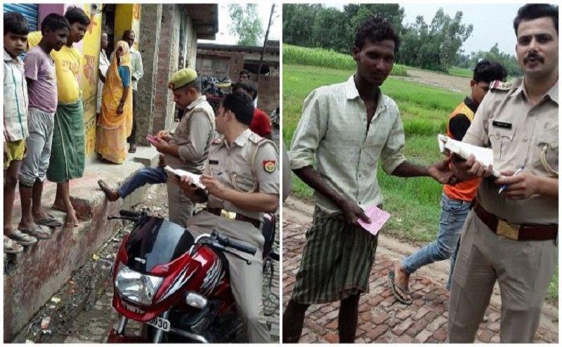 बरेली: पुलिस ने दिया रेड कार्ड तो 70 मुस्लिम परिवार छोड़ गए गांव