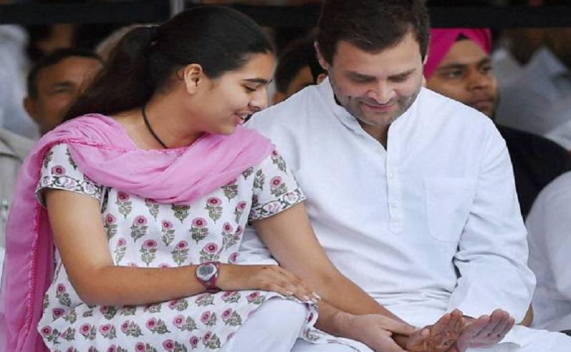शादी के सवाल पर खुलकर बोले राहुल गांधी, कहा- 'हो चुका है मेरा विवाह..'