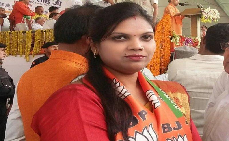 बीजेपी की इस महिला नेता ने बिना आधिकारिक पुष्टि के दी अटल को श्रद्धांजलि