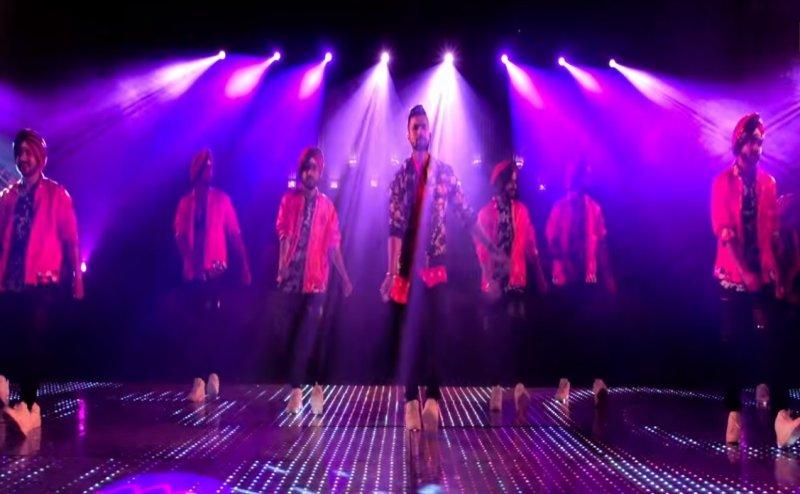 'Manmarziyaan' का 'F for Fyaar' गाना रिलीज, भंगड़ा और रैप का है फ्यूजन