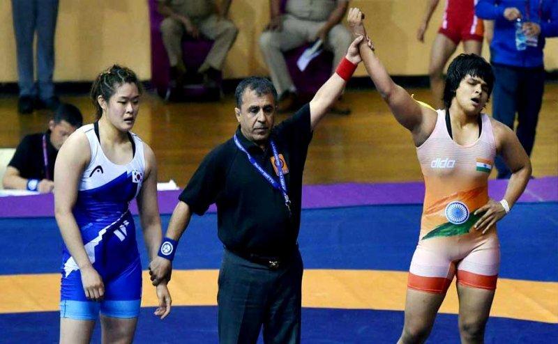 Asian Games 2018: कुश्ती में मुजफ्फनगर की दिव्या काकरान ने जीता ब्रॉन्ज
