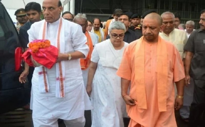 25 अगस्त को गोरखपुर में 'अस्थि कलश यात्रा', 4KM तक पैदल चलेंगे सीएम योगी