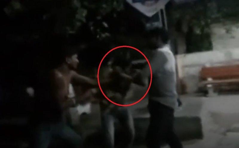 कानपुर: रावतपुर स्टेशन पर युवक की पिटाई, GRP पास खड़ी देखती रही
