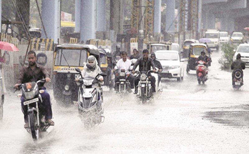 हरिद्वार में अगले 48 घंटे में होगी भारी बारिश, अलर्ट जारी