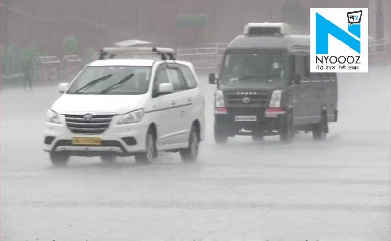 नोएडा: अगले दो घंटों में गरज के साथ बारिश का अलर्ट