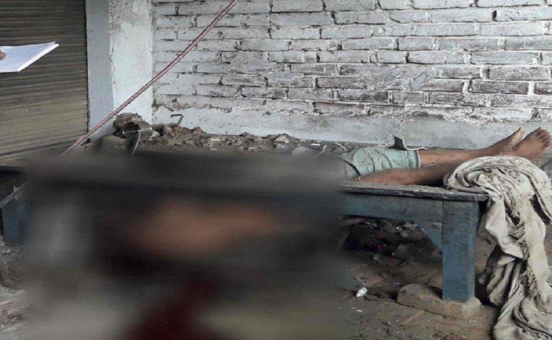 वाराणसी: मिलकोपुर गांव में ब्लास्ट, पिता-बेटे के सिर के उड़े चिथड़े
