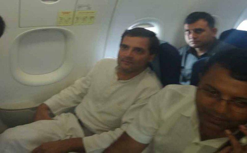 डीजीसीए की रिपोर्ट: पायलट काबू नहीं करता तो क्रैश हो जाता राहुल गांधी का विमान