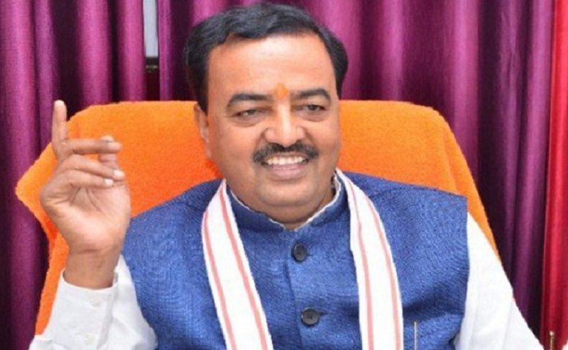 अयोध्या में बाबर की इमारत नहीं, राम मंदिर बनेगा: केशव प्रसाद मौर्य