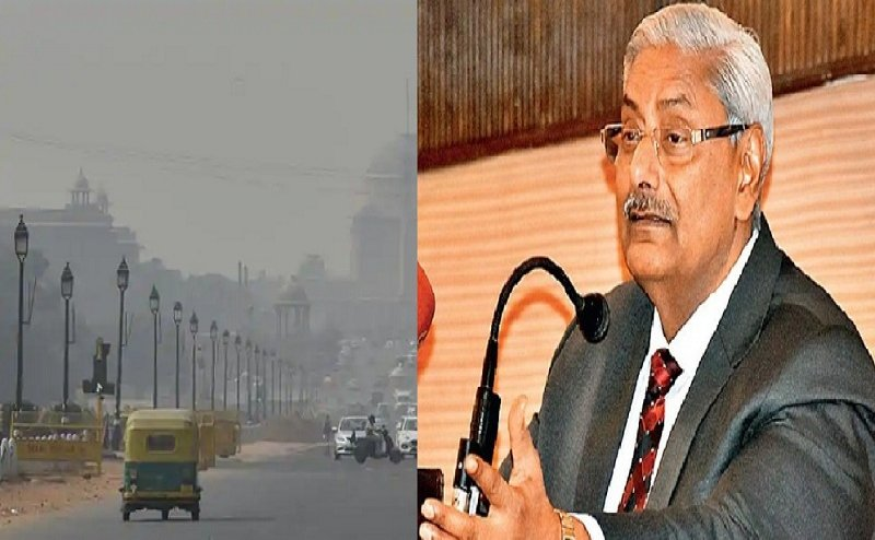 बढ़ते प्रदूषण से परेशान सुप्रीम कोर्ट के जज, बोले- रिटायर होने के बाद दिल्ली में नहीं रहूंगा