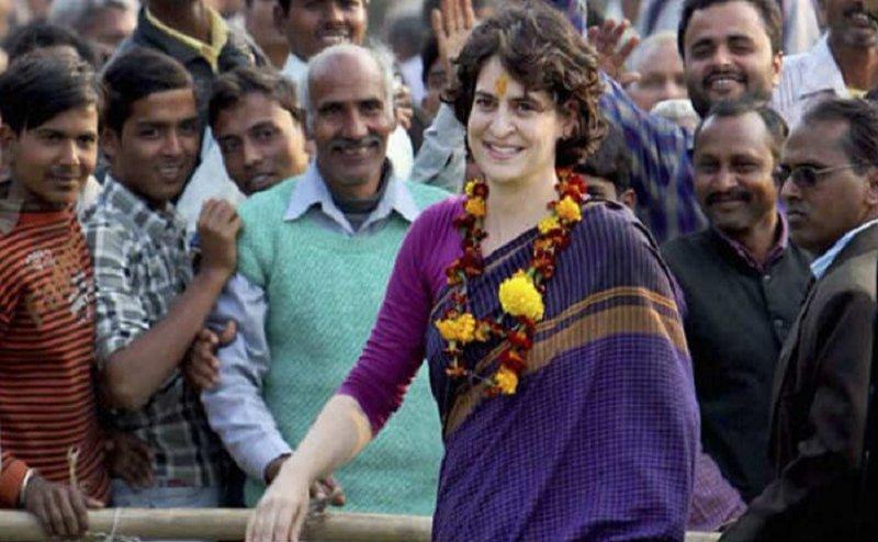 UP कांग्रेस का जिम्मा संभालेंगी प्रियंका गांधी, लोकसभा चुनाव में भरेंगी हुंकार