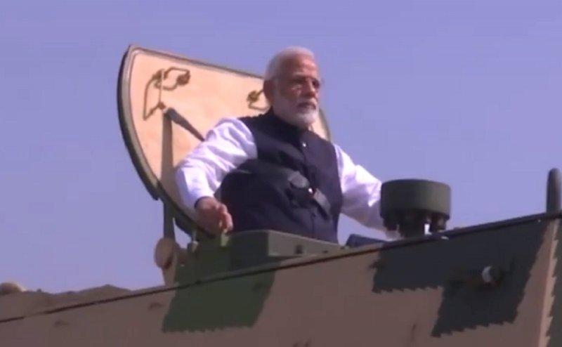 PM मोदी का यह वीडियो देख छूट जायेंगे पाकिस्तान के पसीने...