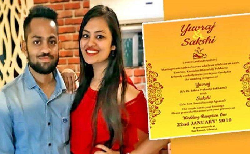 शादी के कार्ड में 'राफेल' को देख PM मोदी हुए खुश, जोड़े को दी 'बधाई'