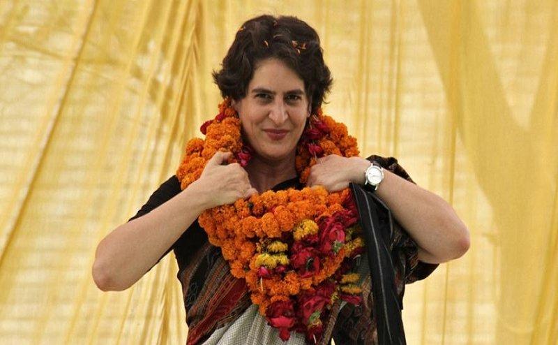 प्रियंका गांधी की राजनीति में एंट्री, बनीं कांग्रेस महासचिव, पूर्वी UP का मिला प्रभार