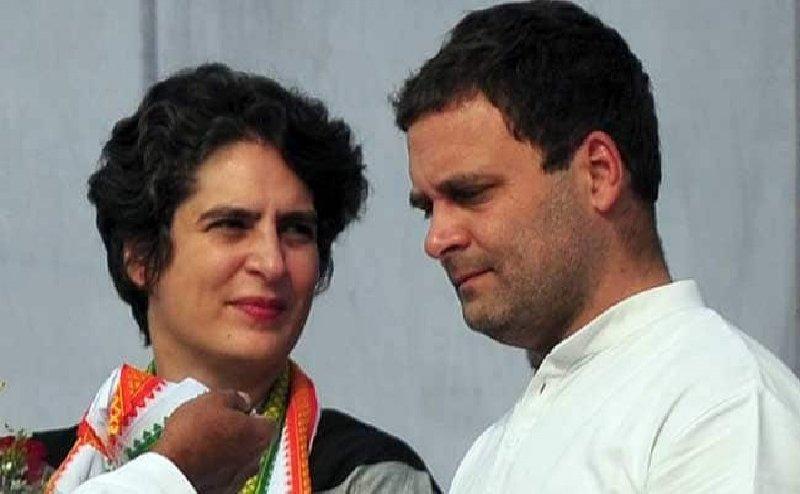 UP की राजनीति को समझने में नाकाम रहे राहुल गांधी तो बहन प्रियंका ने संभाला मोर्चा