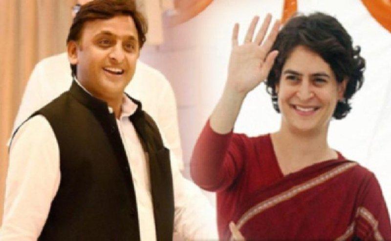 3 दिन बाद अखिलेश ने दी प्रियंका गांधी को बधाई, कहा- राहुल गांधी का ये अच्छा फैसला