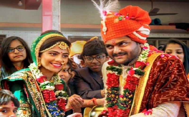 हार्दिक पटेल ने दोस्त किंजल पारिख से रचाई शादी, ऐसे किया शादी के लिए प्रपोज