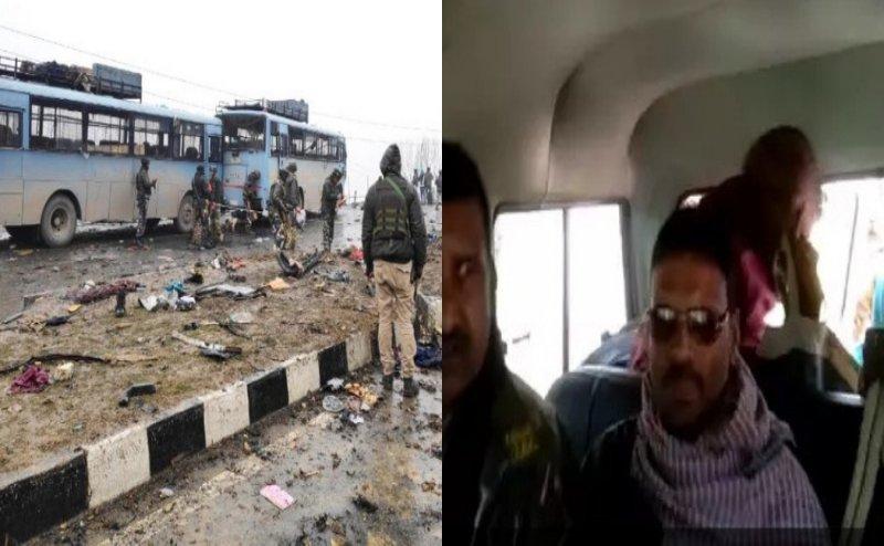 पुलवामा आतंकी हमले के तार बिहार से जुड़े, बांका में पकड़ाया एक संदिग्ध