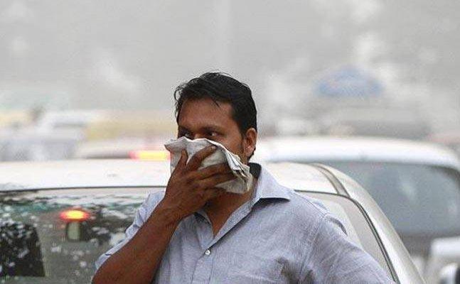 जानलेवा प्रदूषण : गाजियाबाद में 8वीं तक स्कूल बंद