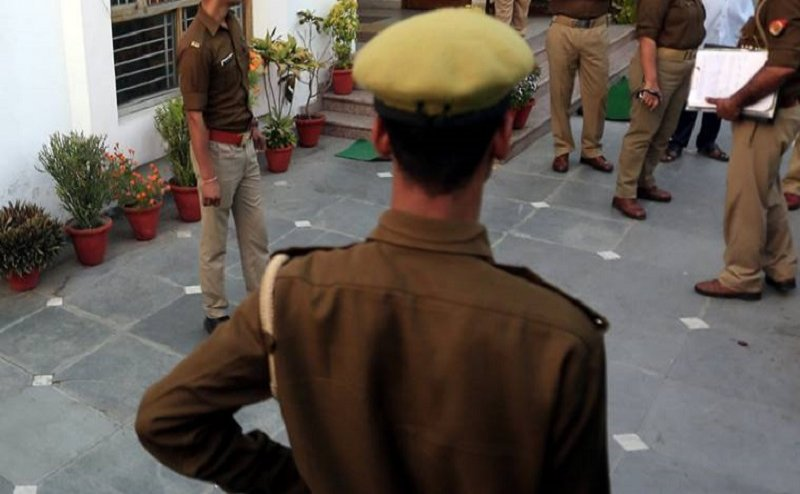 नोएडा में फिर मुठभेड़, 2.5 लाख रुपये का कुख्यात इनामी बदमाश ढ़ेर