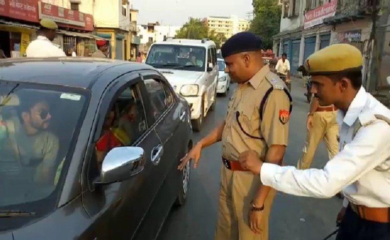 अब वाराणसी पुलिस ने काशीवासियों को दिया ये चैलेंज