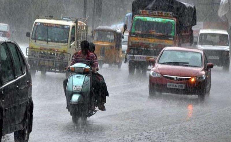 यूपी में आज फिर हो सकती है तेज बारिश, इस तारीख से मानसून देगा दस्तक