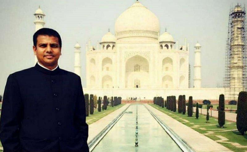 यूपी में 4 जिलों के बदले डीएम, रवि कुमार एनजी बने आगरा के नए डीएम