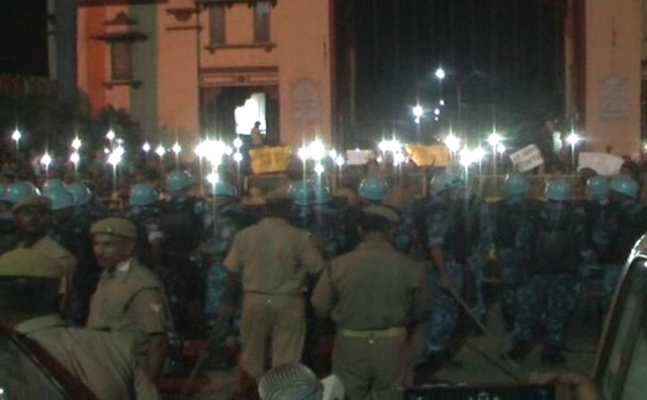 वाराणसी : एक छात्रा के कारण बदलना पड़ा पीएम मोदी का रूट