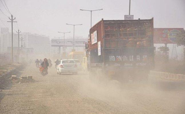 गोरखपुर में 4 गुना बढ़ा प्रदूषण, अस्थमा मरीजों को ख़तरा