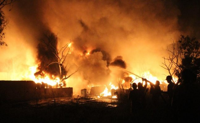 देहरादून: एक महीने में 69 अग्निकांड, लाखों का नुकसान