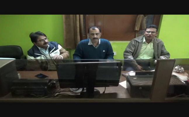 हरिद्वार: आयकर विभाग का कारोबारियों पर छापा