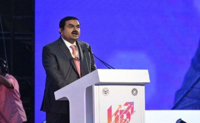 UP Investors Summit: अडानी ग्रुप यूपी में करेगा 35 हजार करोड़ का निवेश