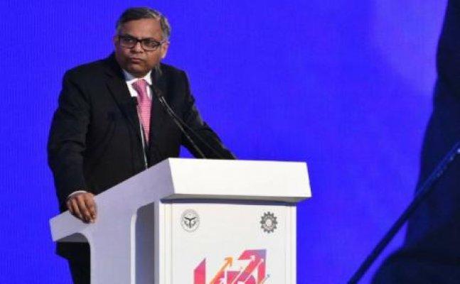 यूपी इन्वेस्टर्स समिट में एन चंद्रशेखरन ने कहा, लखनऊ से नहीं शिफ्ट होगी TCS