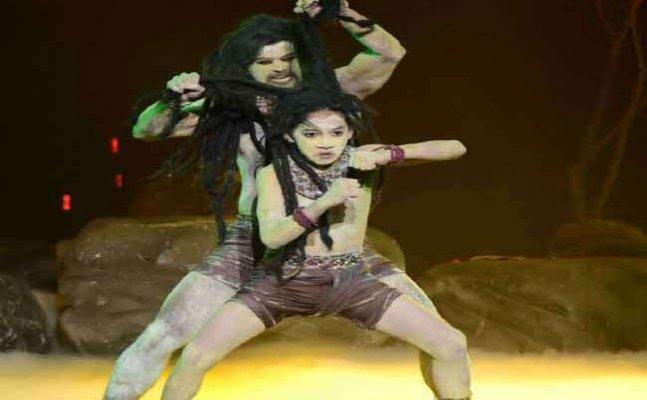 देहरादून के आकाश थापा डांसिंग शो सुपर डांसर के टॉप-6 में पहुंचे