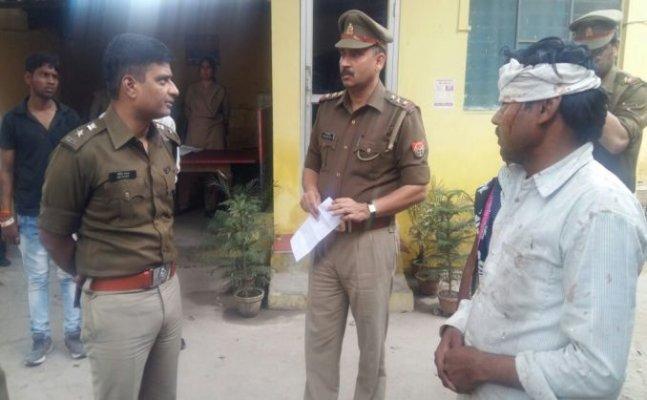 आगरा: कप्तान अमित पाठक की कार्रवाई, 6 पुलिसकर्मियों पर गिरी गाज