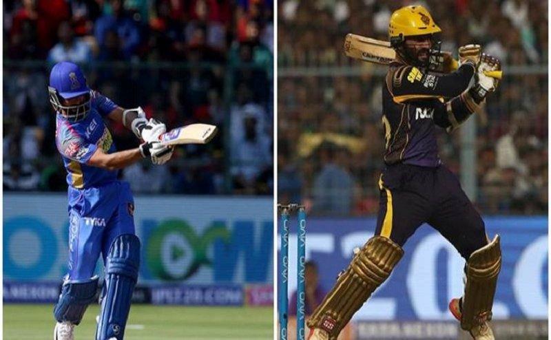 IPL 2018: आज होगी KKR और RR के बीच होगी जोरदार जंग