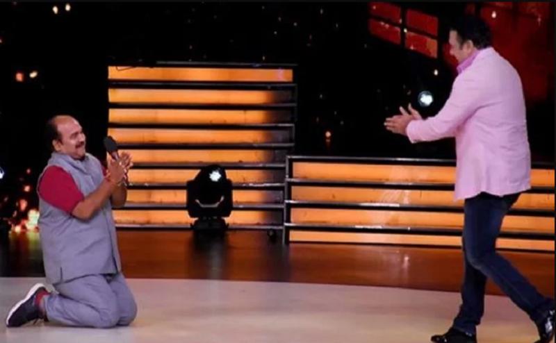 गोविंदा को देख ऐसे हुए 'डांसिंग अंकल' बेहाल