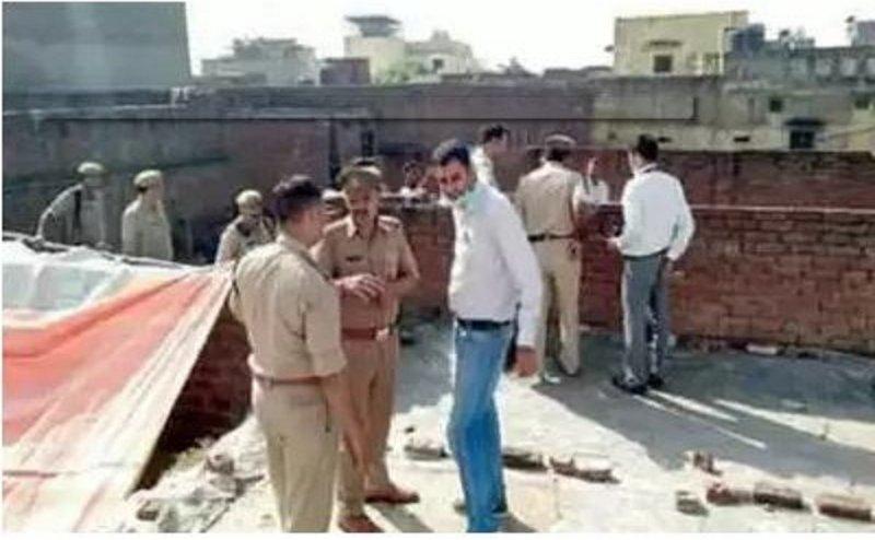 गाजियाबाद में 6 साल की मासूम बच्ची से रेप के बाद हत्या, मस्जिद की छत पर मिली लाश