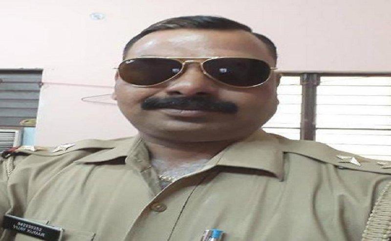 गाजियाबाद में दारोगा के खुदकुशी का मामला, पत्नी बोली- हुई है हत्या