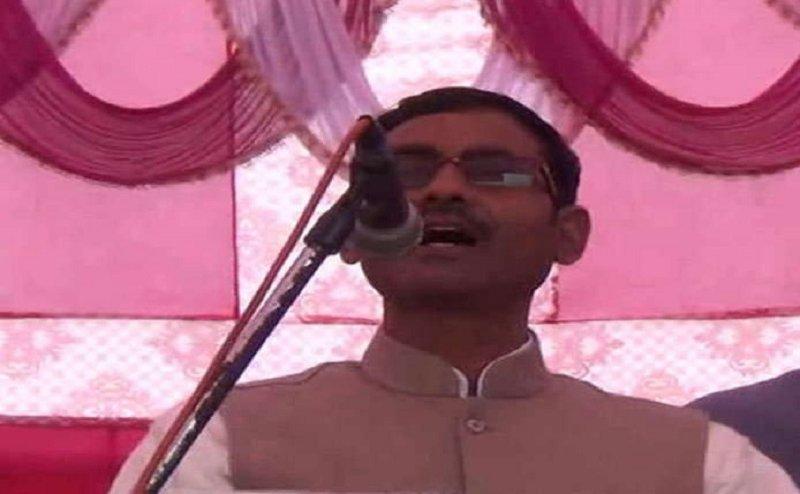 देश में खतरा महसूस करने वाले गद्दारों को बम से उड़ा दूंगा: बीजेपी विधायक