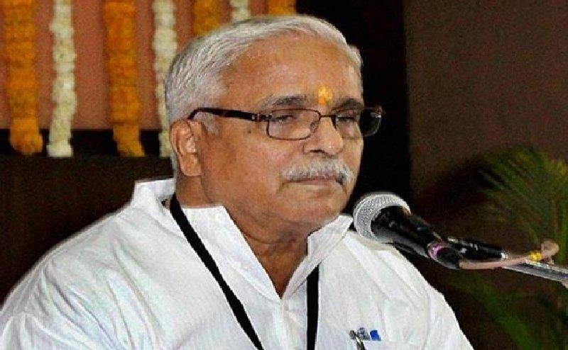 संघ के भैया जी जोशी का बीजेपी पर तंज, कहा 2015 में बनेगा राम मंदिर