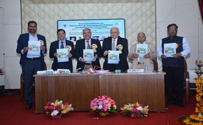 लखनऊः बदलते पर्यावरण पर शुरू हुआ राष्ट्रीय सम्मेलन, शामिल हुए 150 प्रतिनिधि