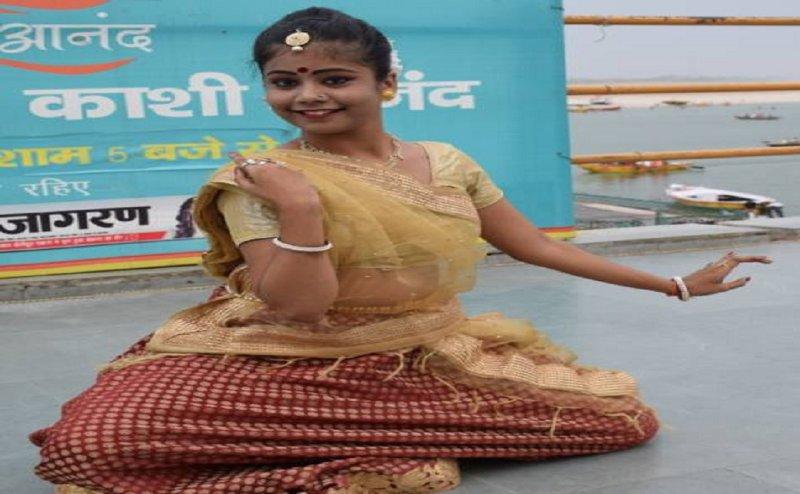 वाराणसीः गंगा तट पर महाराष्ट्र की दिखी लोककला और संस्कृति की छटा