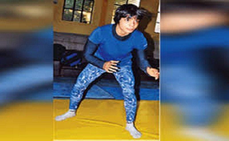 शीतल ने चौ. चरण सिंह विवि में सीखा कुश्ती का ककहरा