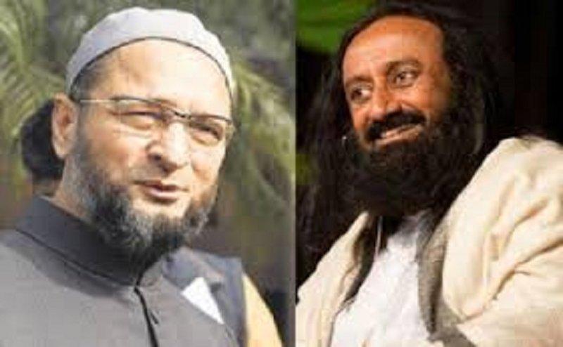 अयोध्या विवाद को लेकर सुप्रीम कोर्ट ने बनाई मीडिएटर कमेटी,असदुद्दीन ओवैसी को श्रीश्री रविशंकर के नाम पर आपत्ति