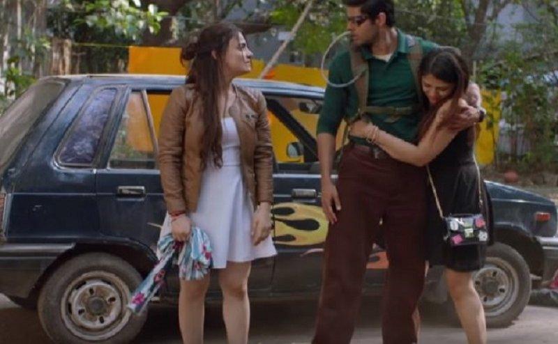 भाग्यश्री के बेटे अभिमन्यु दासानी की पहली फिल्म 'मर्द को दर्द नहीं होता' का ट्रेलर रिलीज